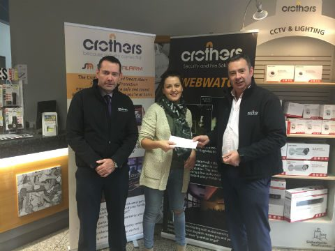 Crothers Security Radio Nova Promotion