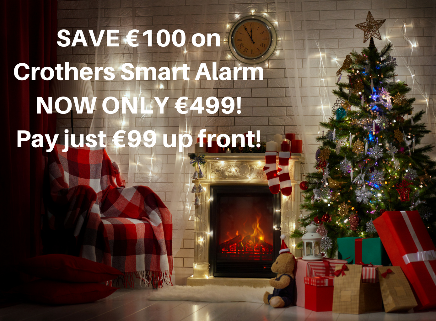 Crothers Smart Alarm