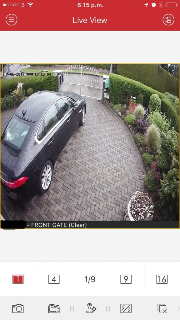 Hikvision CCTV for Your Home